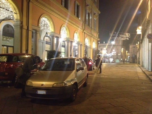 INCIDENTE PIAZZA CAVALLI
