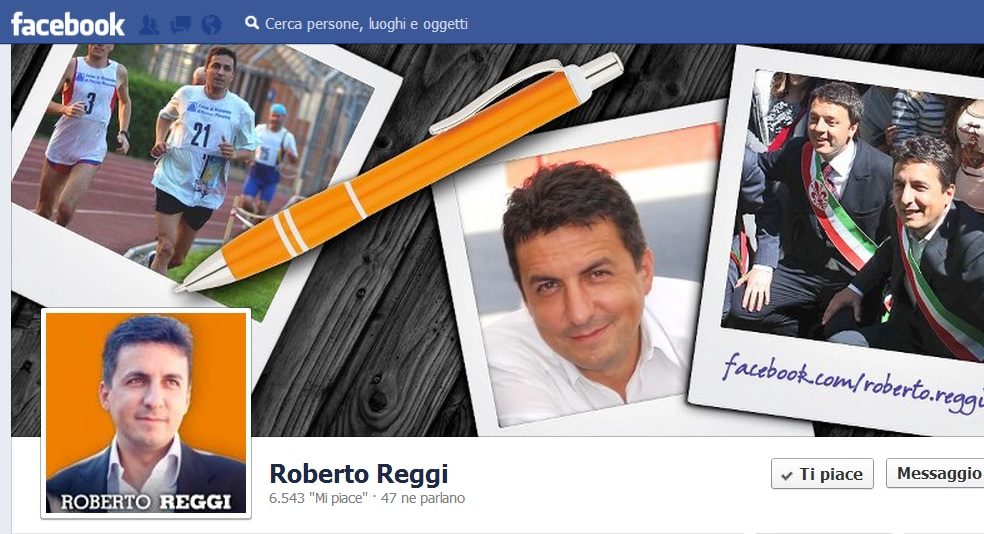 Reggi facebook