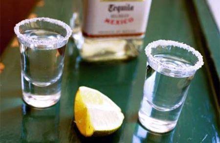 tequila-limone
