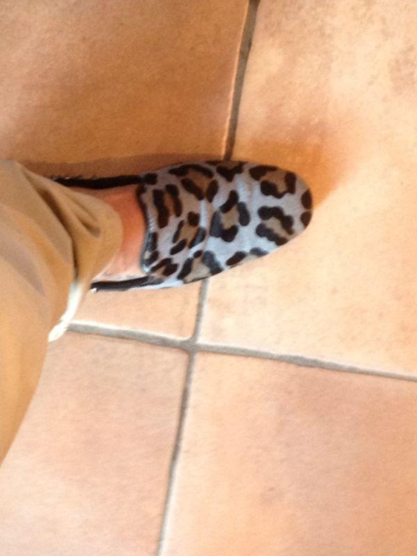 mocasso leopardato