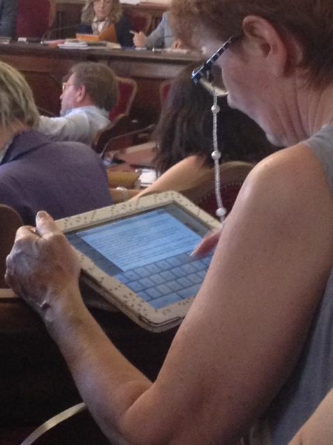 MVG iPad