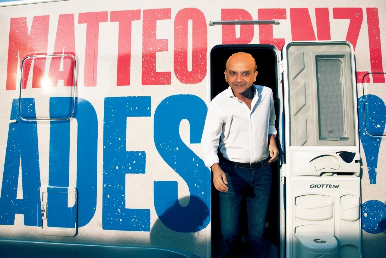 Matteo Renzi a Cremona