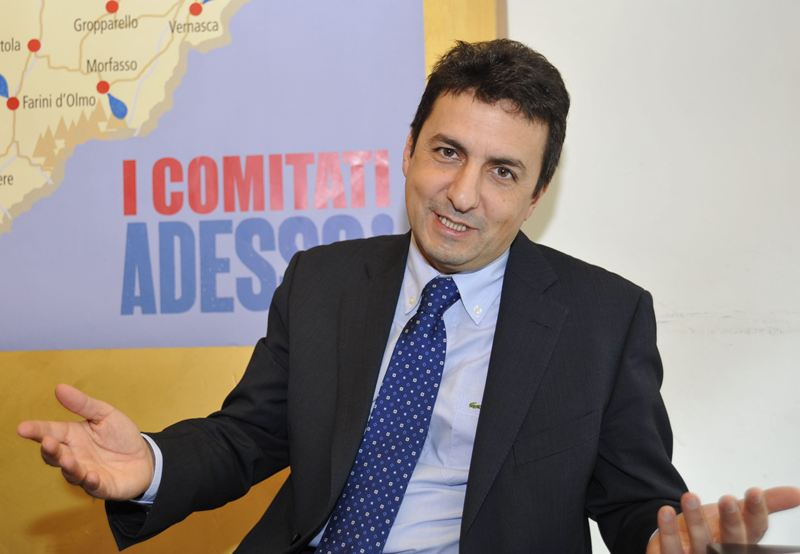 Point Renzi con Reggi (lenti)
